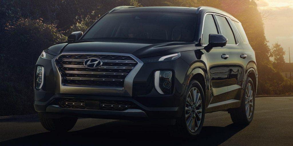 2020 Hyundai Palisade - Upcoming 7 Seater Cars in Australia 2020