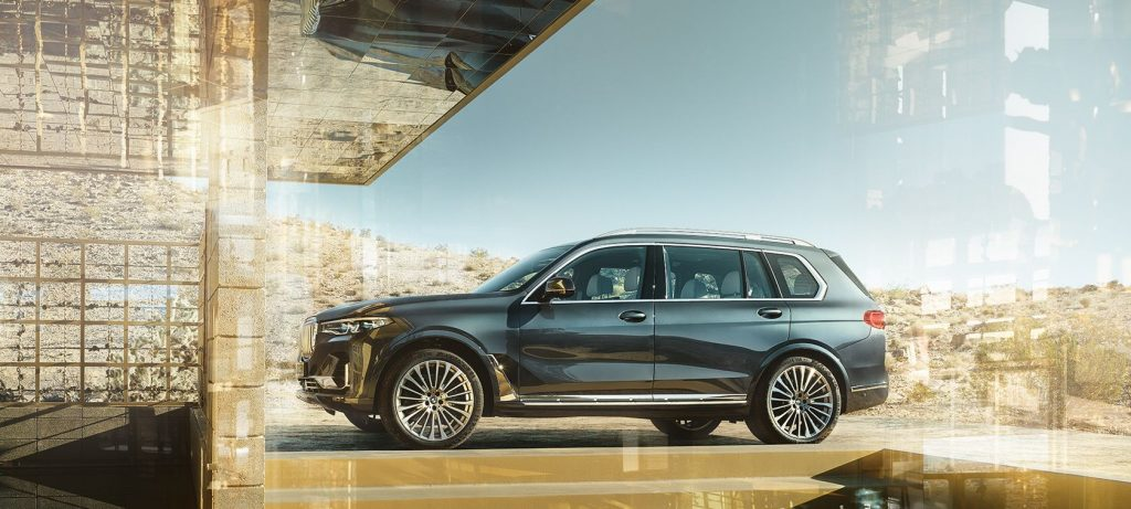 BMW X7 2020 - Upcoming 7 Seater Cars in Australia 2020