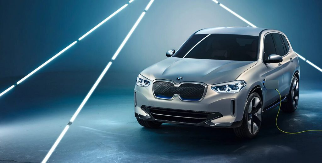 BMW iX3 - Upcoming Electric Cars in Australia in 2020