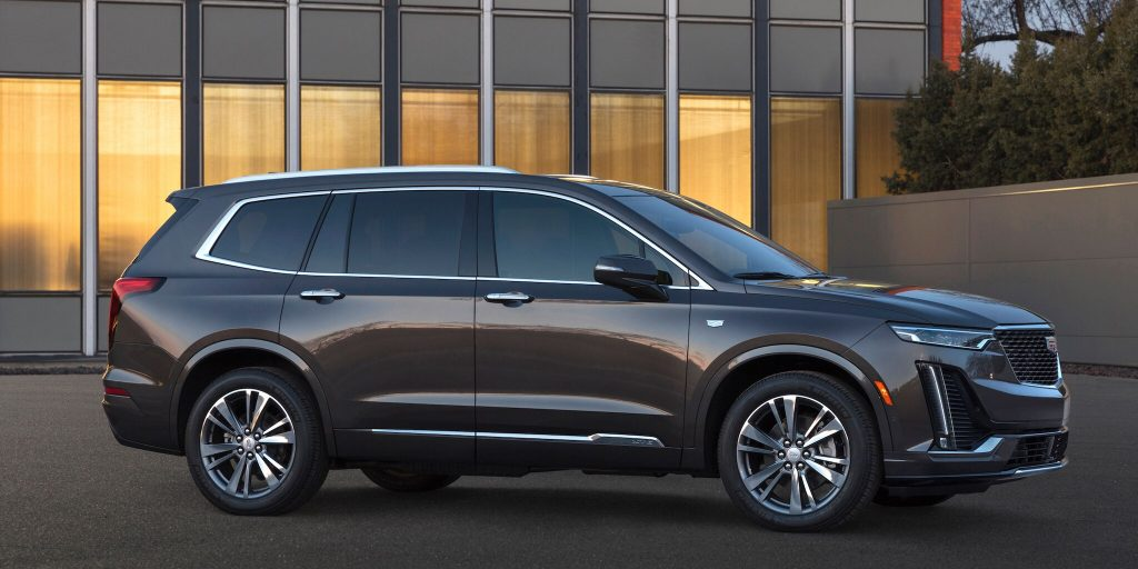 CADILLAC XT6 2020 - Upcoming 7 Seater Cars in Australia 2020