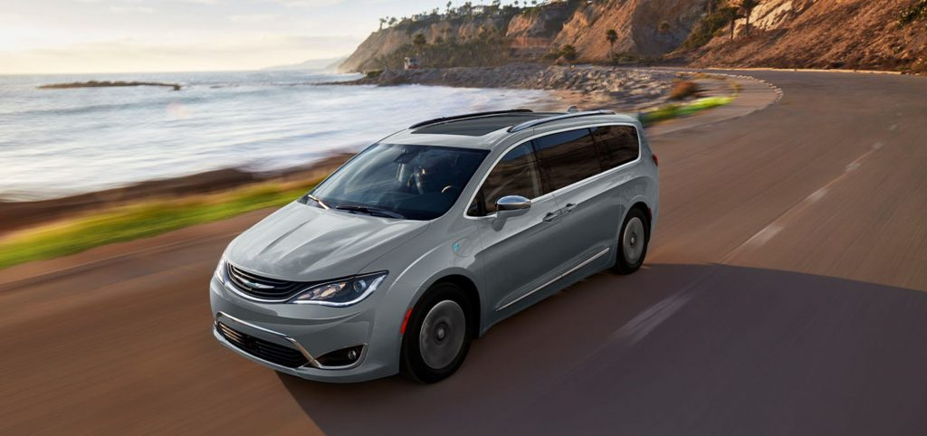 Chrysler Pacifica - Upcoming Hybrid Cars in 2021