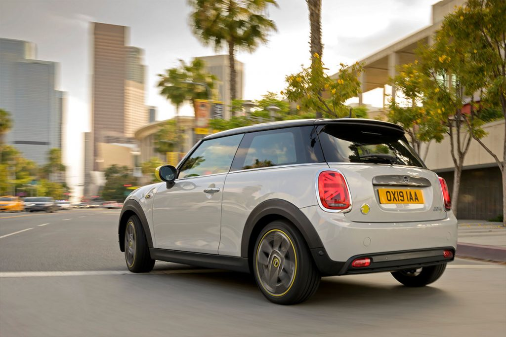 Electric Mini Cooper SE Hatchback - Upcoming Electric Cars in Australia in 2020