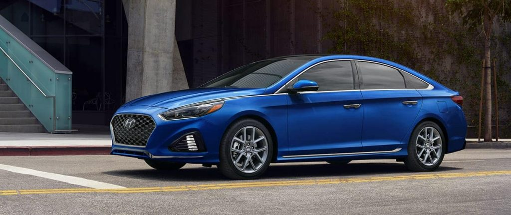 Hyundai Sonata - Upcoming Hybrid Cars in 2021