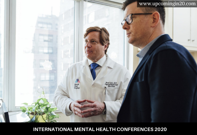 International Mental Health Conferences 2020