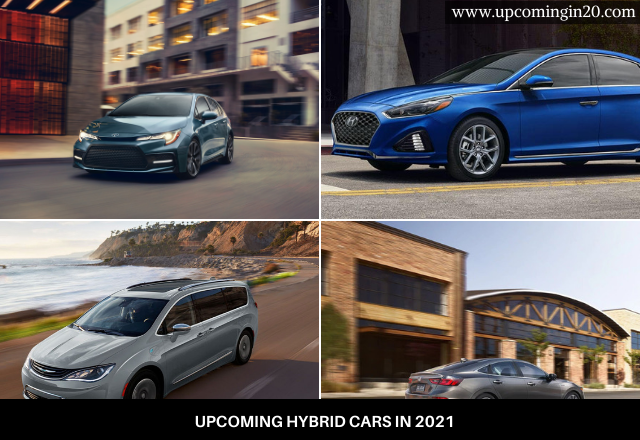 Upcoming Hybrid Cars in 2021