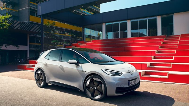 Volkswagen ID.3 - Upcoming Electric Cars in Australia in 2020