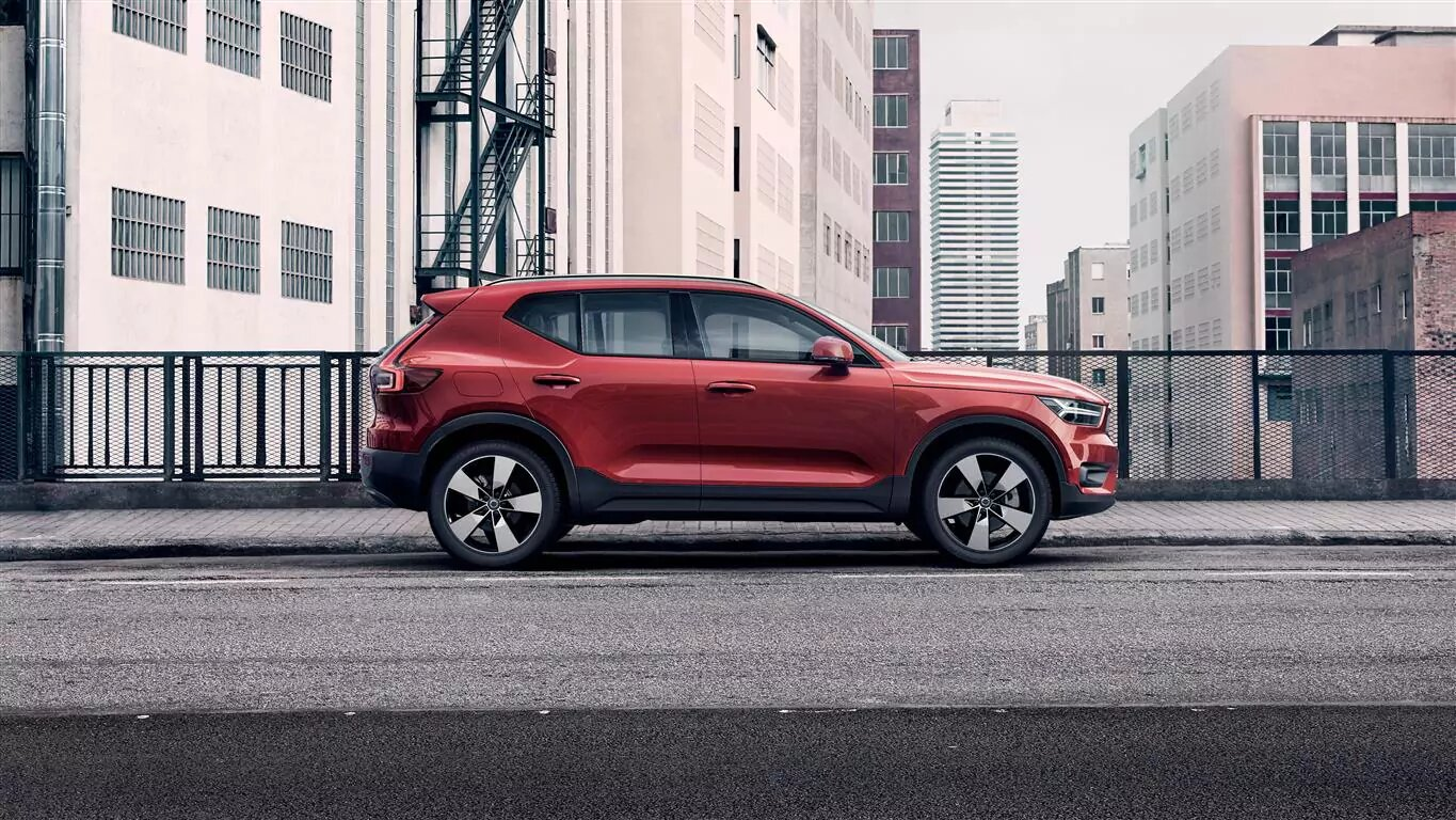 Volvo XC40 - Upcoming Electric Cars in Australia in 2020