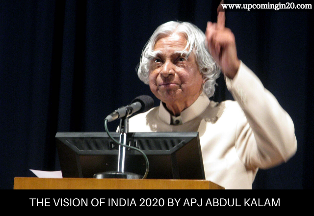 Essay on The vision of India 2020 by APJ Abdul Kalam