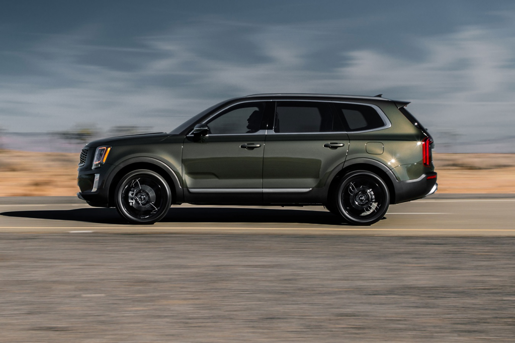 Kia Telluride 2020 - Kia Upcoming Cars in Canada 2020