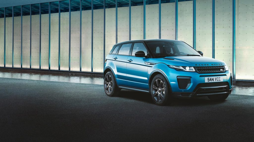 Land Rover Evoque 2020 - Land Rover Upcoming Cars in Canada 2020