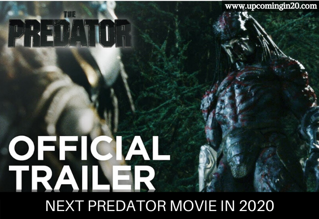 Next predator movie in 2020