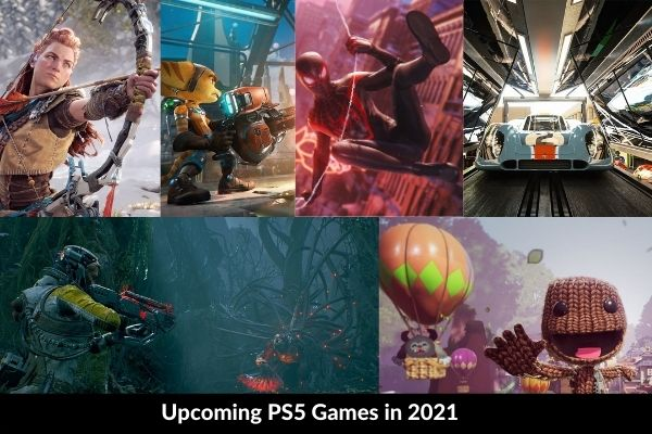Upcoming PS5 Games in 2021