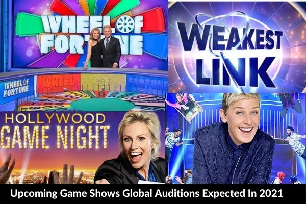 Upcoming Game Shows Global Auditions Expected In 2021