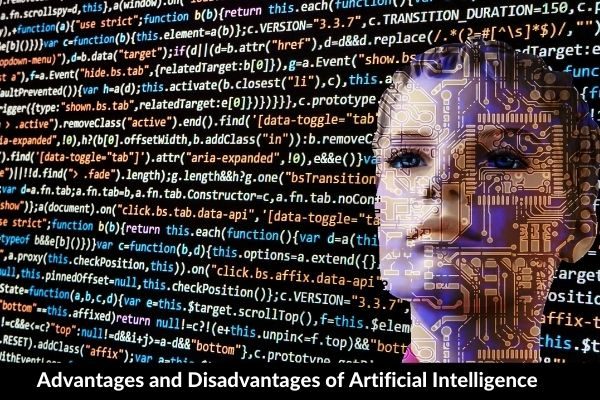 Essay on Advantages and Disadvantages of Artificial Intelligence