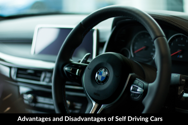 Essay on Advantages and Disadvantages of Self Driving Cars
