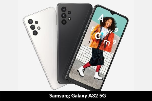 Samsung Galaxy A32 5G Photo Price and release date