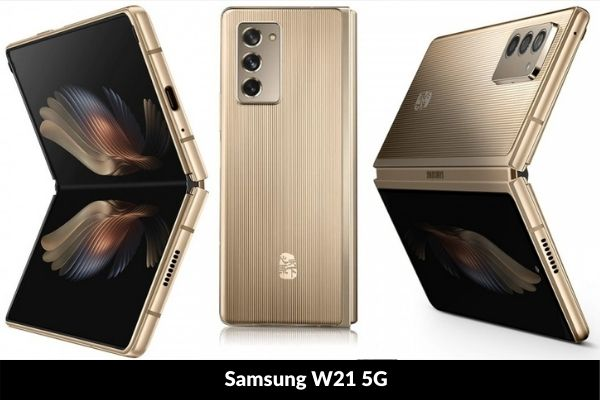 Samsung W21 5G Photo Price and release date
